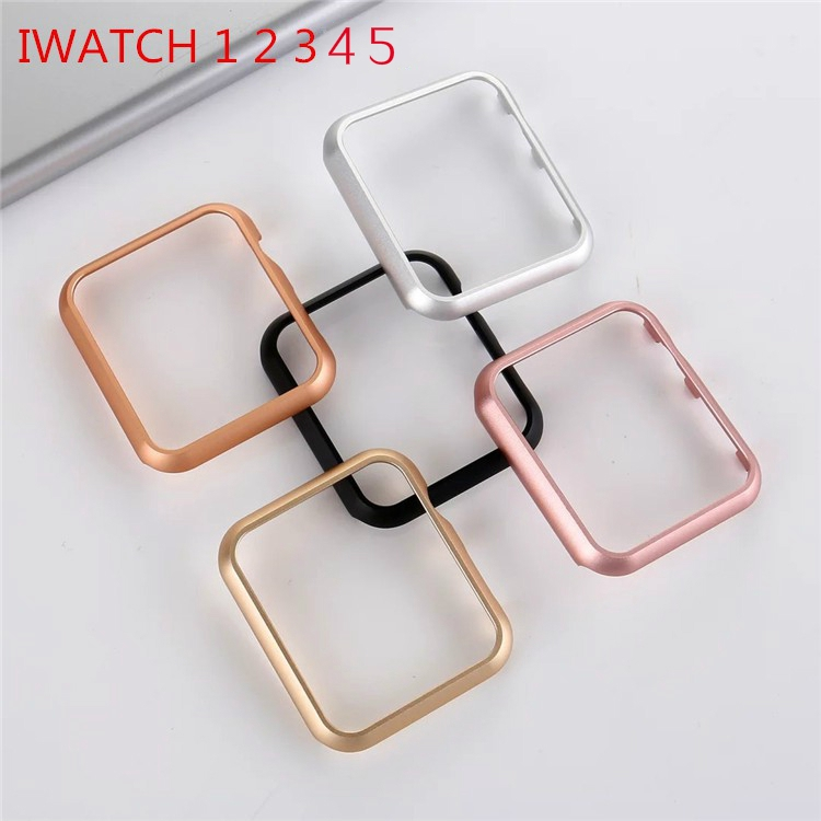 Suitable for Apple Watch Case iwatch Series 5 4 3 2 1 Metal Case 38mm 40mm 42mm 44mm