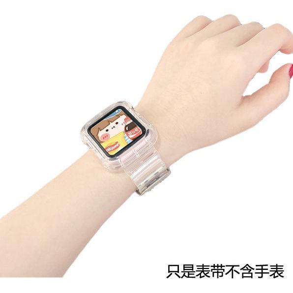 นาฬิกาข้อมือ Applewatch แบบใสสําหรับ Applewatch