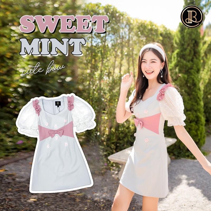 BLT Sweet mint dress