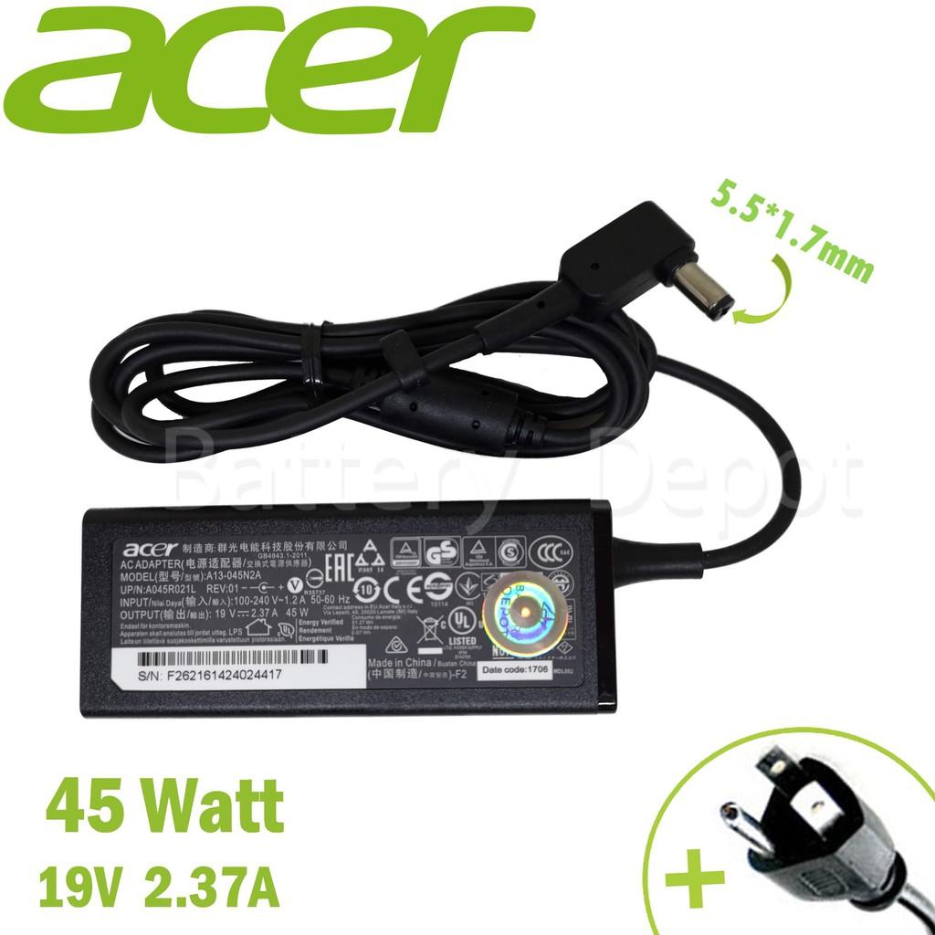Acer Adapter ของแท้ ALL-IN-ONE (AIO) Acer Aspire C20-720 C20-820 C20-830 / Aspire ES11 ES1-421, ES1-132, TravelMate P249