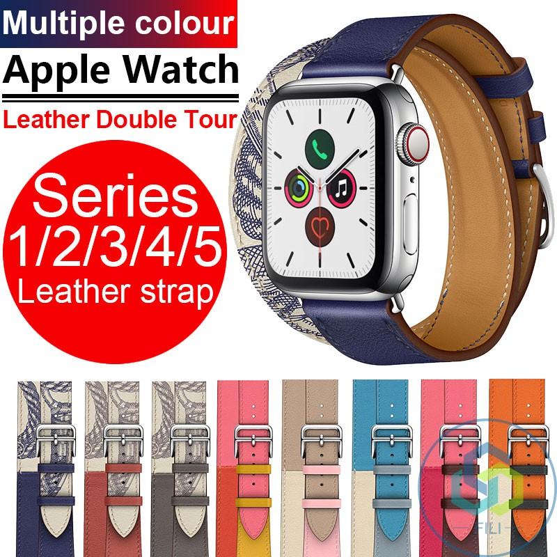 สายนาฬิกาข้อมือ Apple Watch 5 Hermes