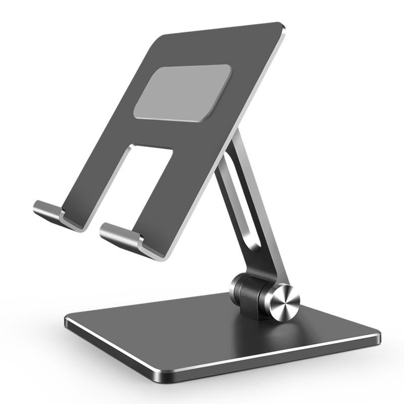 พร้อมส่ง ขาตั้งโทรศัพท์ tablet stand แท่นวางโทรศัพท์มือถือ สมาร์ทโฟน แท็บเล็ต แบบตั้งโต๊ะ อลูมิเนียมอัลลอย แข็งแรง ทนทาน