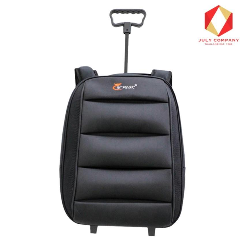 JULY กระเป๋าเป้เดินทางbusinessมีล้อลากใส่Laptopได้33607