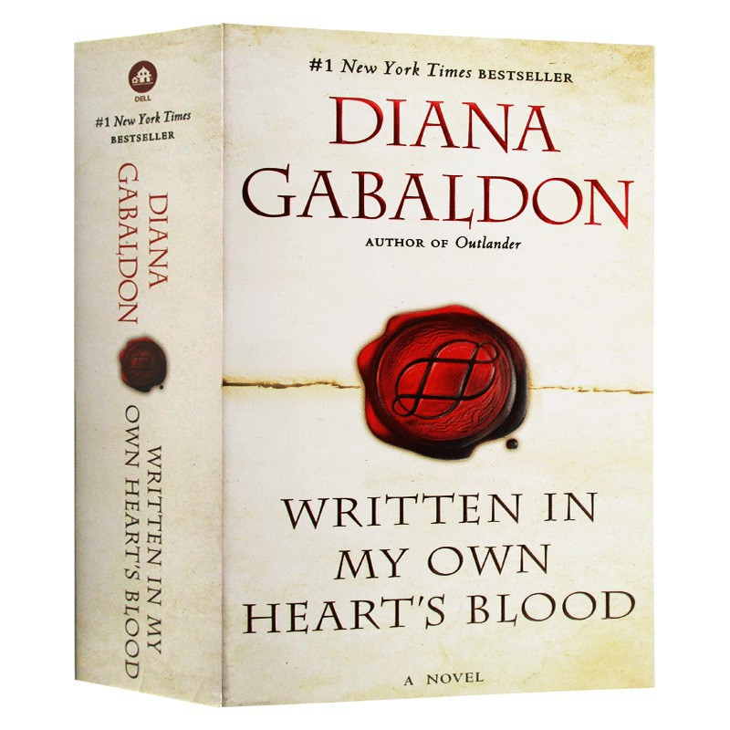 Hot Books Outlander 8 หนังสือเกี่ยวกับตํานานาชาติ Own