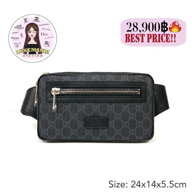 New!! Gucci Supreme Belt Bag