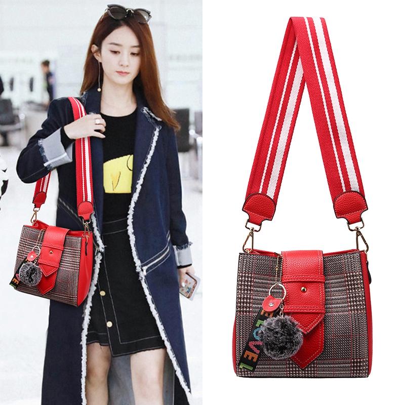 Scarecrow handbag female 2018 Korean version of the simple bag female  shoulder bag big bag large capacity tote bag  d39f83702ea3d