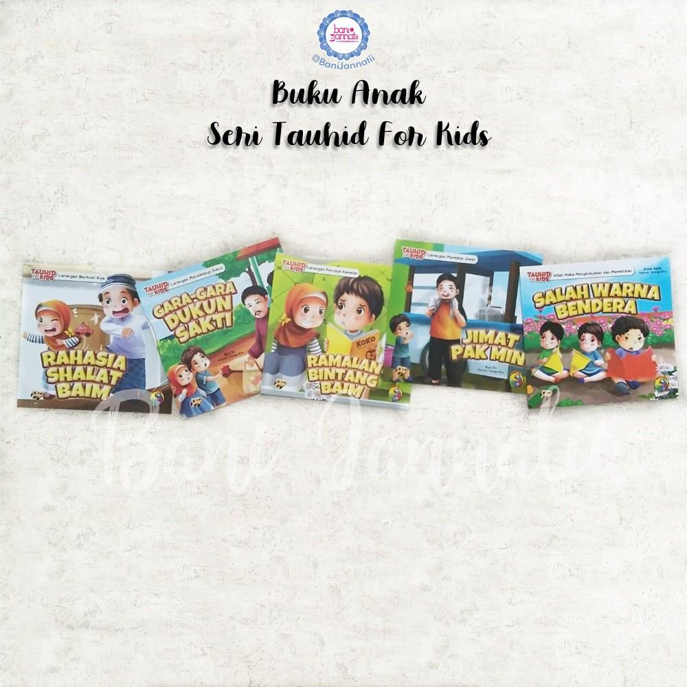 Tawheed Children 's Books For Kids | 10 Volumes | Islamic Children' S Books | ZLvm