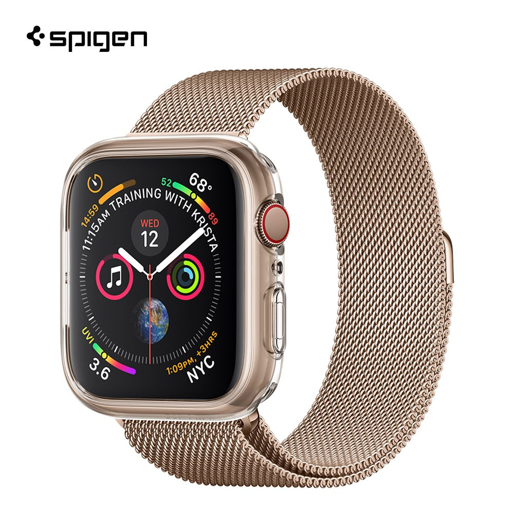 Angel SPIGEN เคส Apple Watch Series 4 (40mm) Case Liquid Crystal : Clear