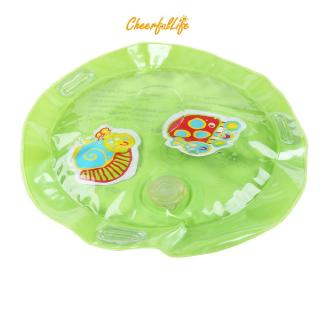 ❤READY STOCK❤  Baby Kids Soft Palm Water Play Mat Mini Inflatable Hand Water Bag Pad