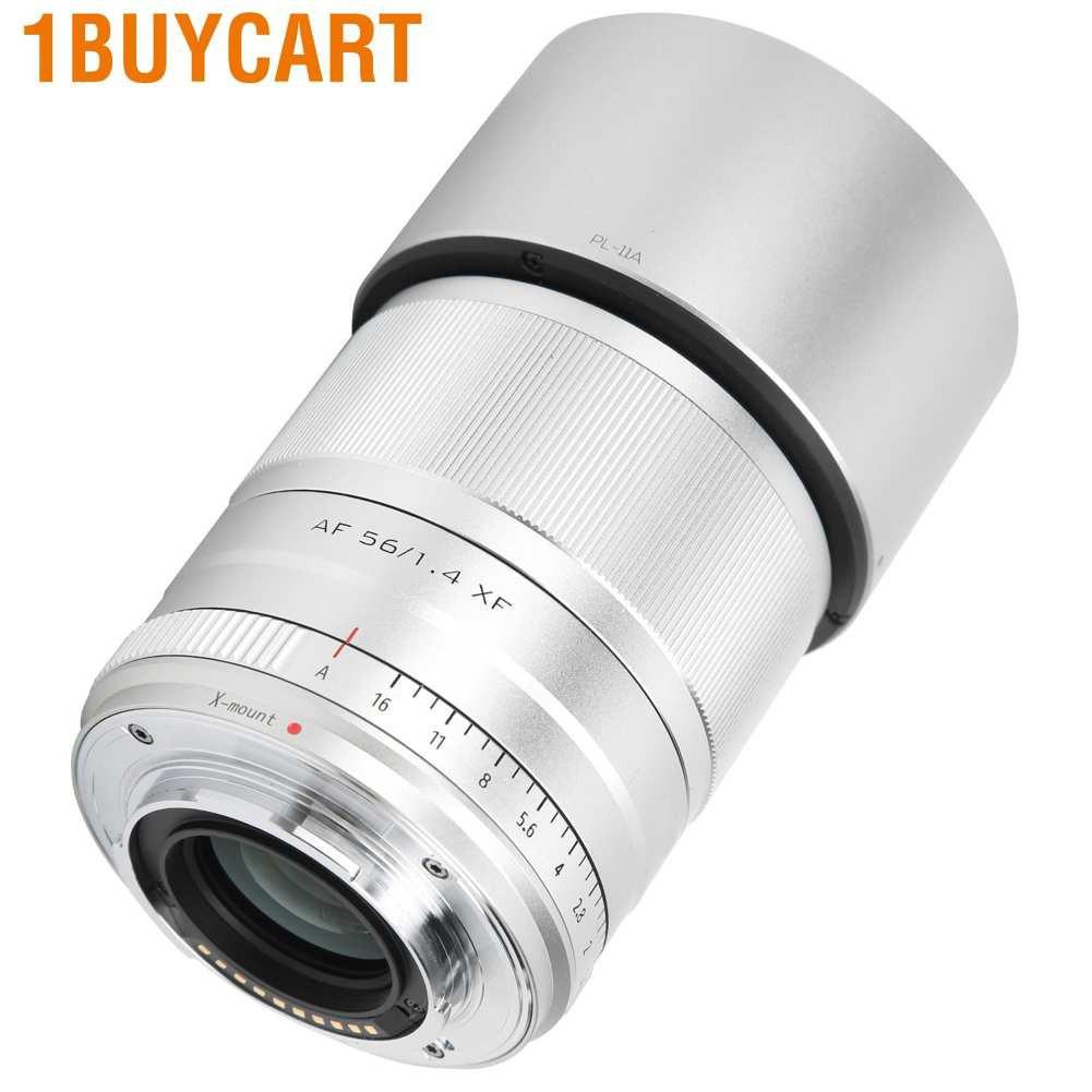 1buycart VILTROX 56mm F1.4 Large Aperture Portrait Automatic Focus Lens for Fuji X Mount Camera