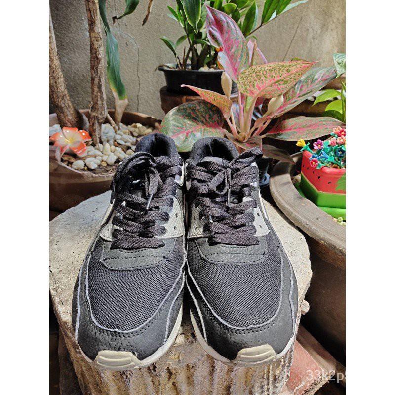 ️️️️ **ของแท้ 100%️**Nike Airmax 90 สีดำขาว