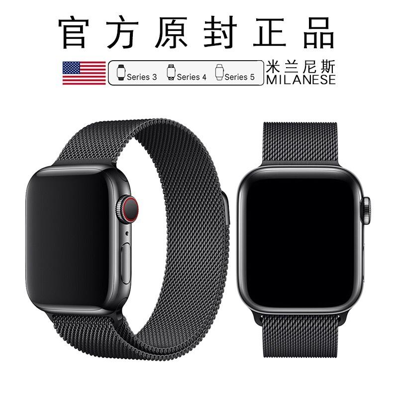 ♡ろอุปกรณ์หัวเข็มขัดผีเสื้อสายนาฬิกา 22mmสายนาฬิกา applewatchสายนาฬิกาสำหรับ iWatch สายนาฬิกามิลานนีซ applewatch สีรุ้งสแ