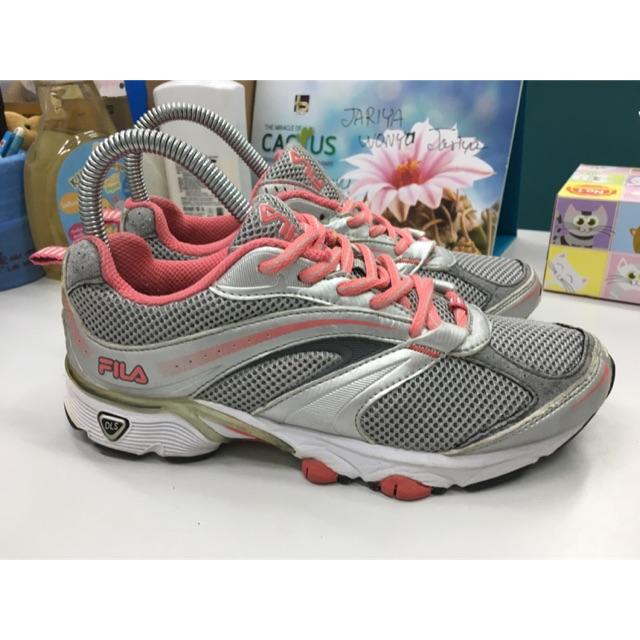 รองเท้าวิ่ง FILA มือสอง ของแท้ ขนาด 36.5 ยาว 23 ซม