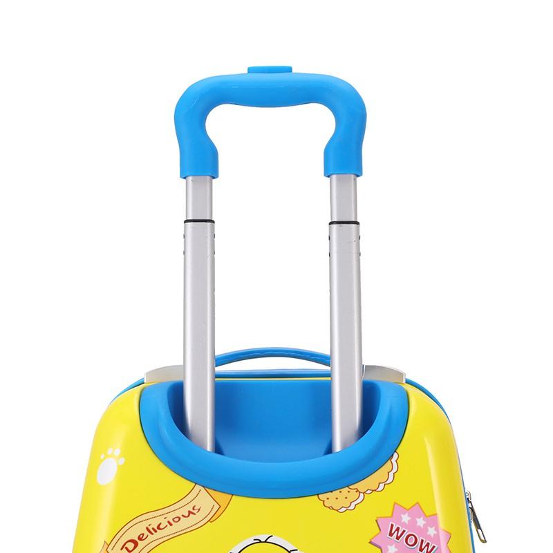 ❤‰ กระเป๋าเดินทางพกพา  กระเป๋ารถเข็นเดินทางกระเป๋าเดินทางเด็ก รถเข็นเด็กกระเป๋าเดินทาง 16 นิ้วเด็กน่ารักกระเป๋าเดินทางรถ