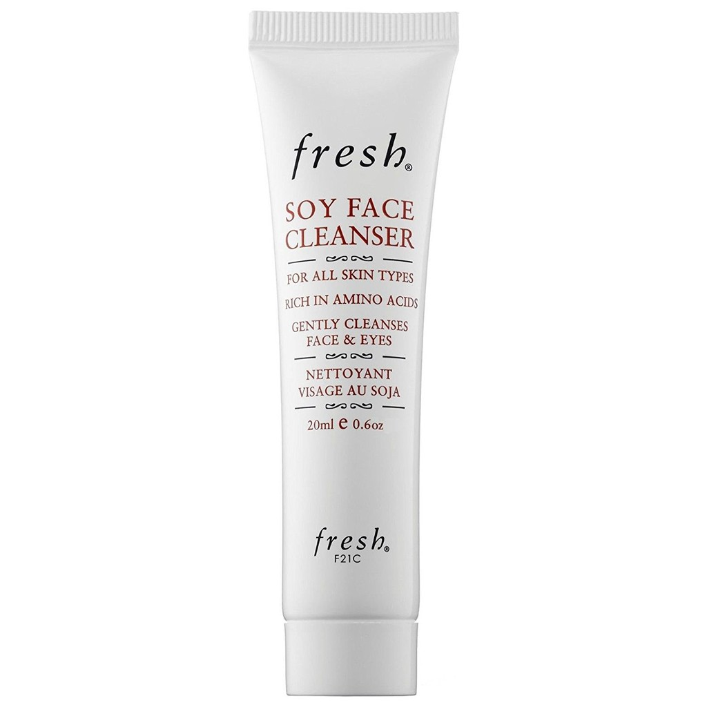 Fresh Soy Face Cleanser 20ml.