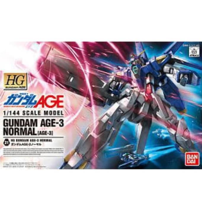 Hg Gundam Age-3 ของเล่นสําหรับเด็ก