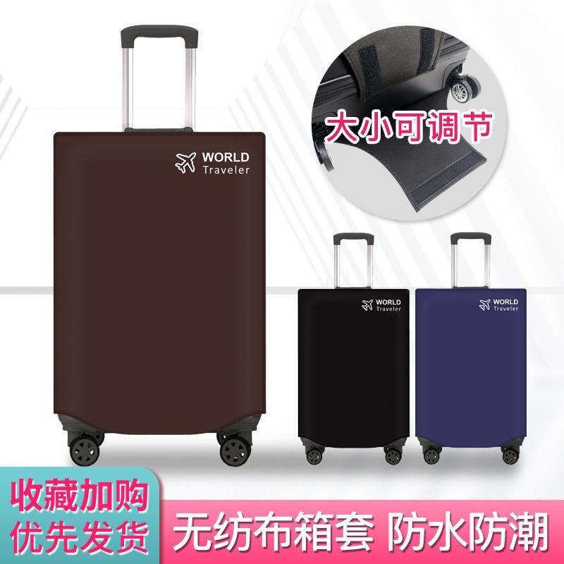 ร้อน【หนากันน้ำชุดกล่อง】กระเป๋าผ้าห่อศพ20/22/24/28กรณีเดินทางความจุขนาดใหญ่