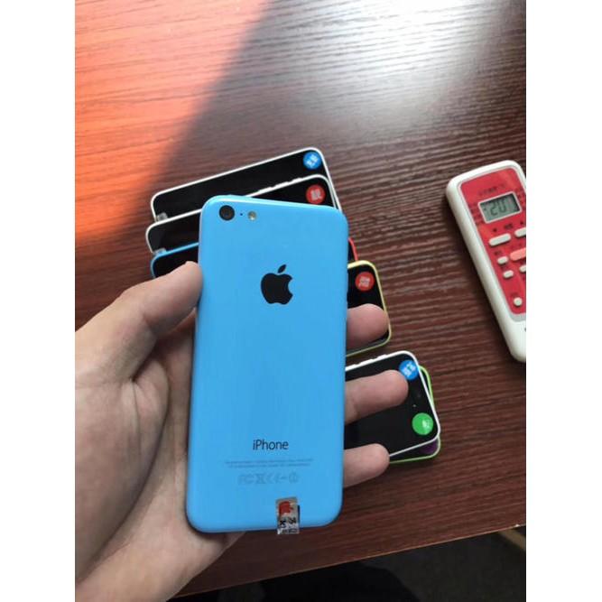 เครื่องศูนย์ค้างสตอค ไม่มีประกันApple iPhone 6 Plus 16GB มือ2 อุปกรณ์ครบ แท้100% ไอโฟน6 plus แอปเปิ้ล 5C 8G