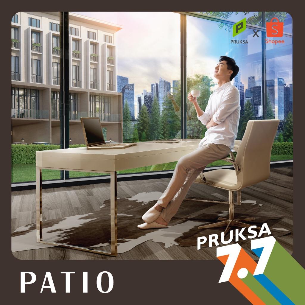 Pruksa Townhouse E-Voucher : เพื่อรับสิทธิ์ส่วนลด Extra On Top 0.7% สำหรับ Brand PATIO