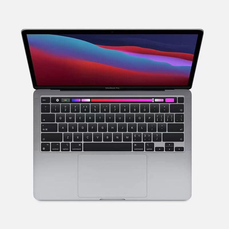 ✥☍♝Apple/Apple 2020 ใหม่ MacBook Pro 13 นิ้ว M1 ชิป 8-core Apple แล็ปท็อป