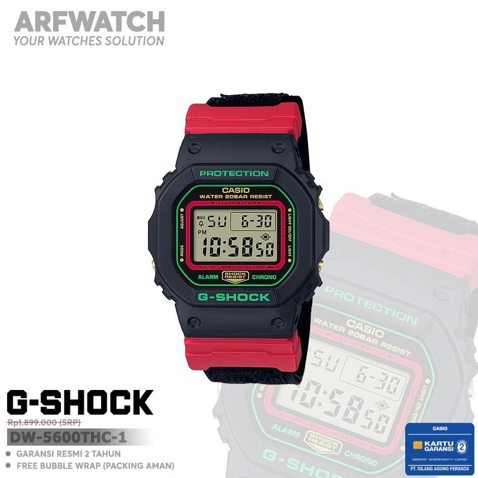 อุปกรณ์เสริมนาฬิกาข้อมือสําหรับ Casio G-shock Dw-5600thc-1 / Dw-5600thc-1dr