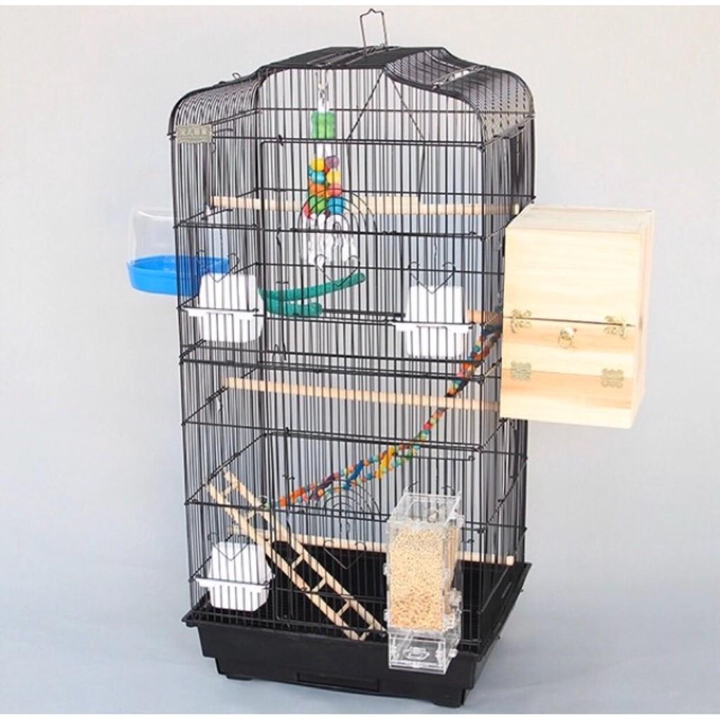 อาหารเสริม✚✹✥บ้านเลิฟเบริด นกแก้ว  ชูก้า กระรอก กล่องนอน กล่องเพาะ  ฝาหน้าเปิด ปิดได้ มีตัวล็อค มีคานเกาะ มีตัวเกี่ยว