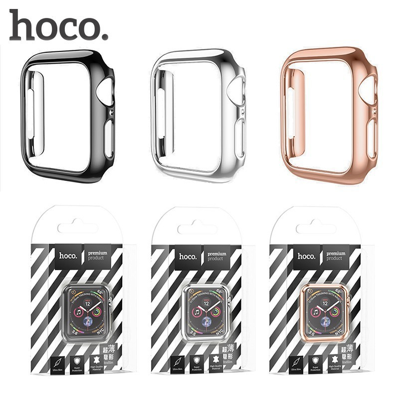 applewatch Hoco Hard Case เคสแบบแข็ง For Apple Watch 44mm / 40mm