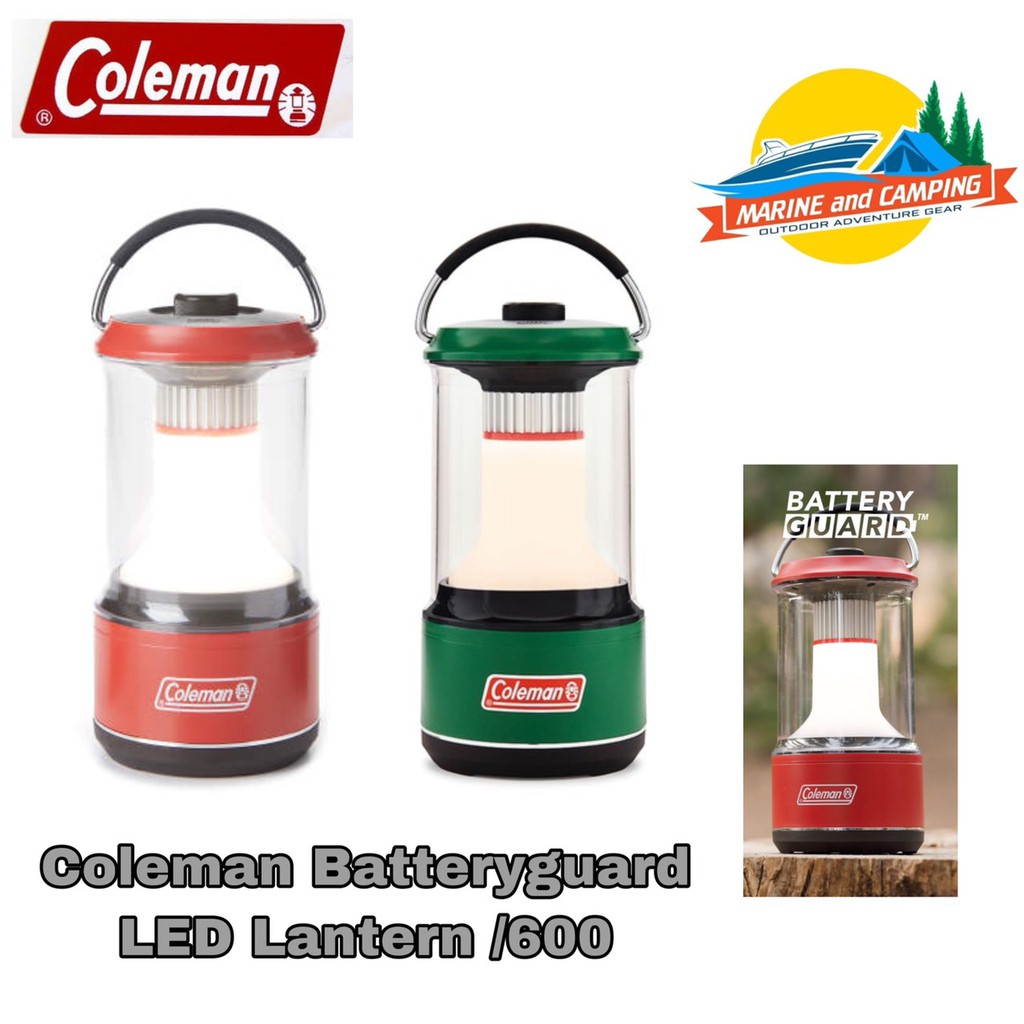 COLEMAN BATTERYGUARD LED LANTERN 600 ตะเกียง led
