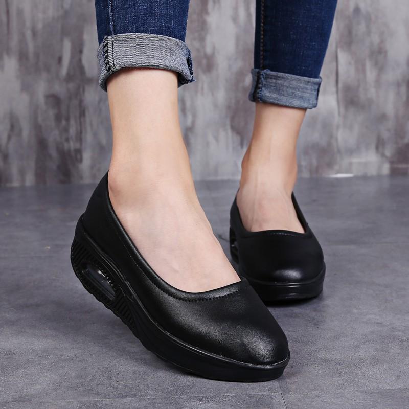 รองเท้าคัชชูสุขภาพ เปลี่ยนไซส์ได้