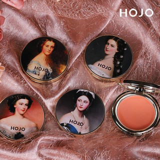 HOJO Palace Aristocratic Blush Cream Nude Makeup Girl Muscle Lasting Whitening Natural Student Cheap Soft Girl Rouge 806 #4