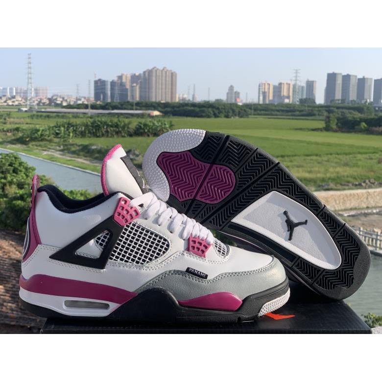 """2020New Air Jordan 4 """"PSG"""" AJ4 PANAME Men's Shoes Basketball shoes MzHs"""