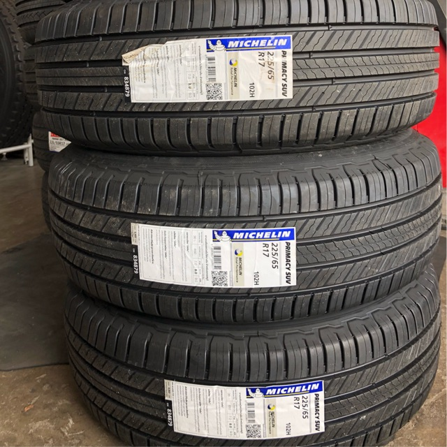 Michelin 225/65R17 Primacy SUV ปี 20 (CR-V)
