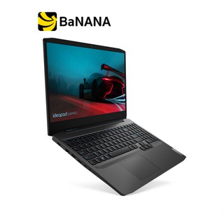 Lenovo Notebook IdeaPad Gaming 3 15ARH05 82EY006VTA Black โน๊ตบุ๊ค by Banana IT