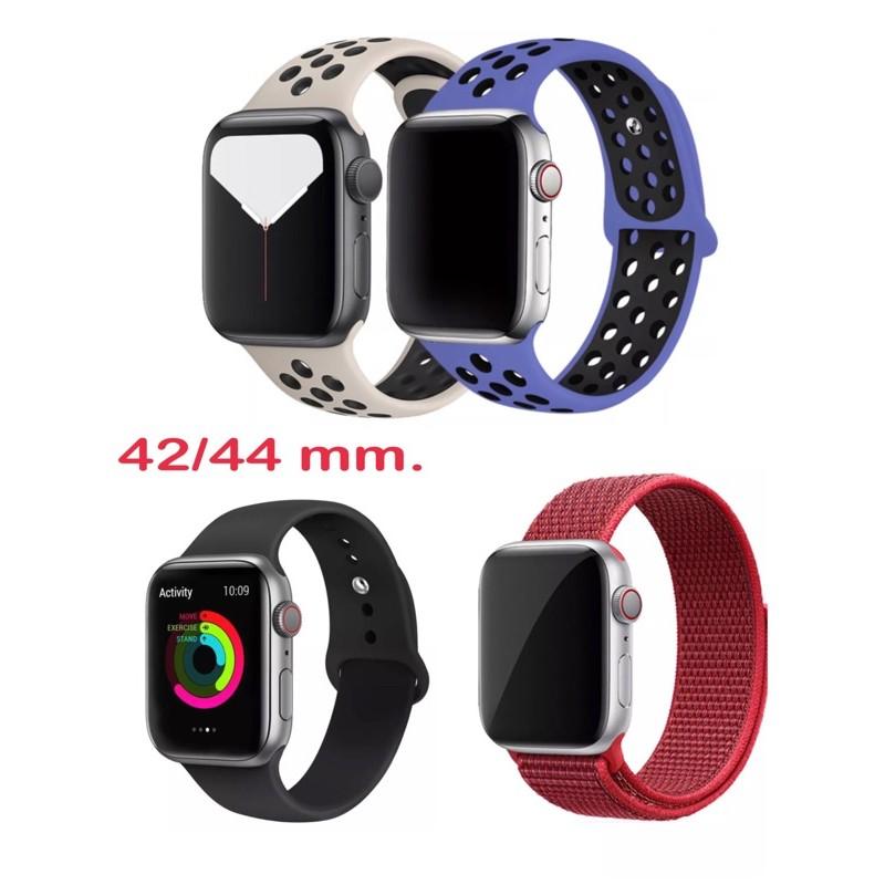 (ชุดที่1)รวมสาย applewatch band 42/44 mm
