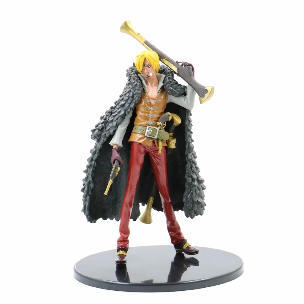 ฟิกเกอร์ One Piece animation Figure The pirate Sanji 18 ซม.