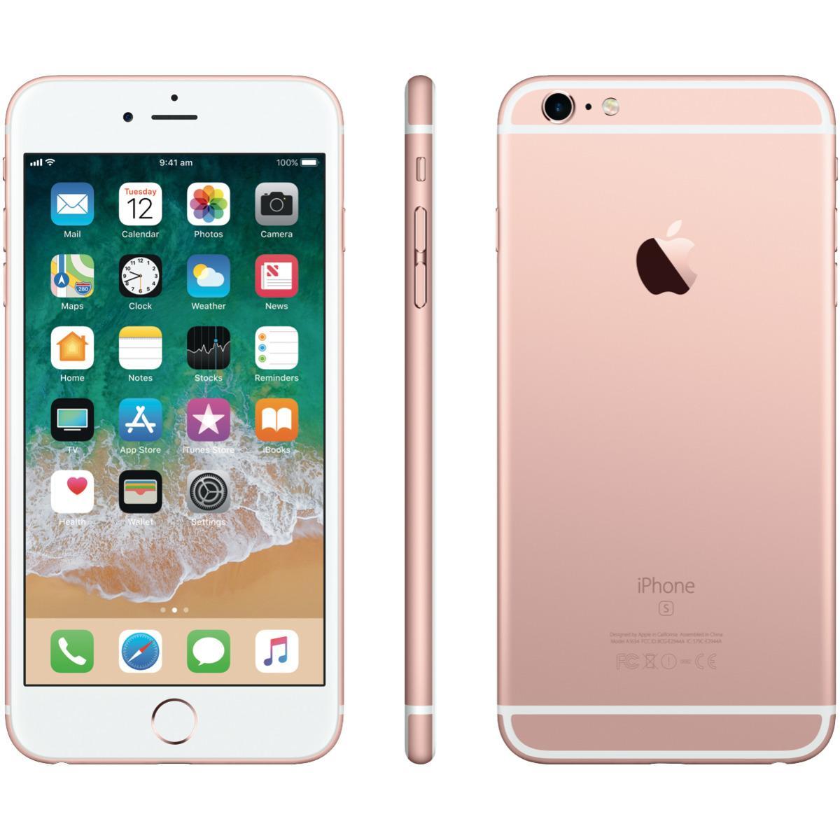 P~ไอโฟน6S พลัสมือสอง ของแท้
