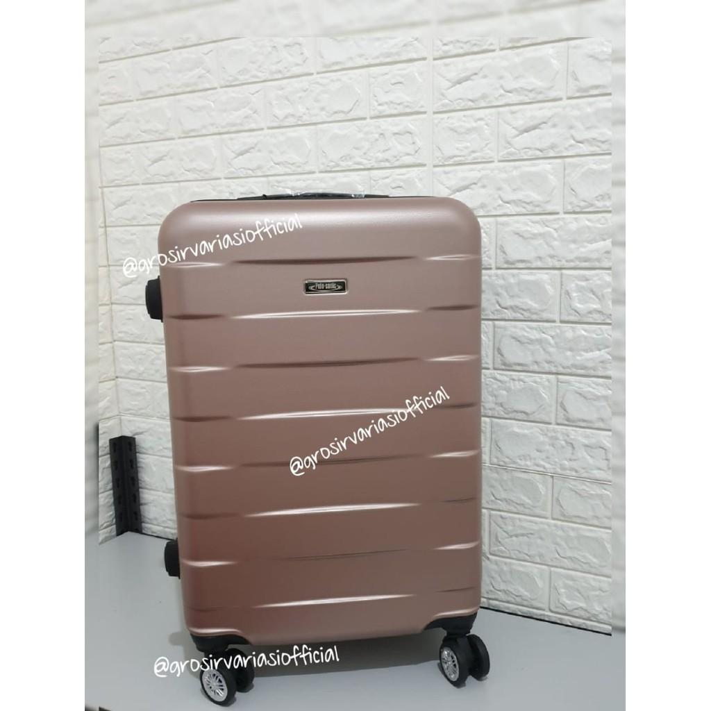 กระเป๋าเดินทาง Polo Abs กันน้ํา 24 นิ้ว Zl005