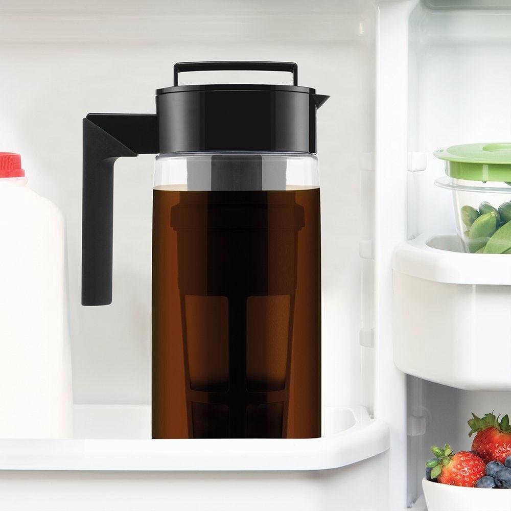 เครื่องทำกาแฟสกัดเย็น มือจับซิลิโคน ความจุ 900 มล. BB9R