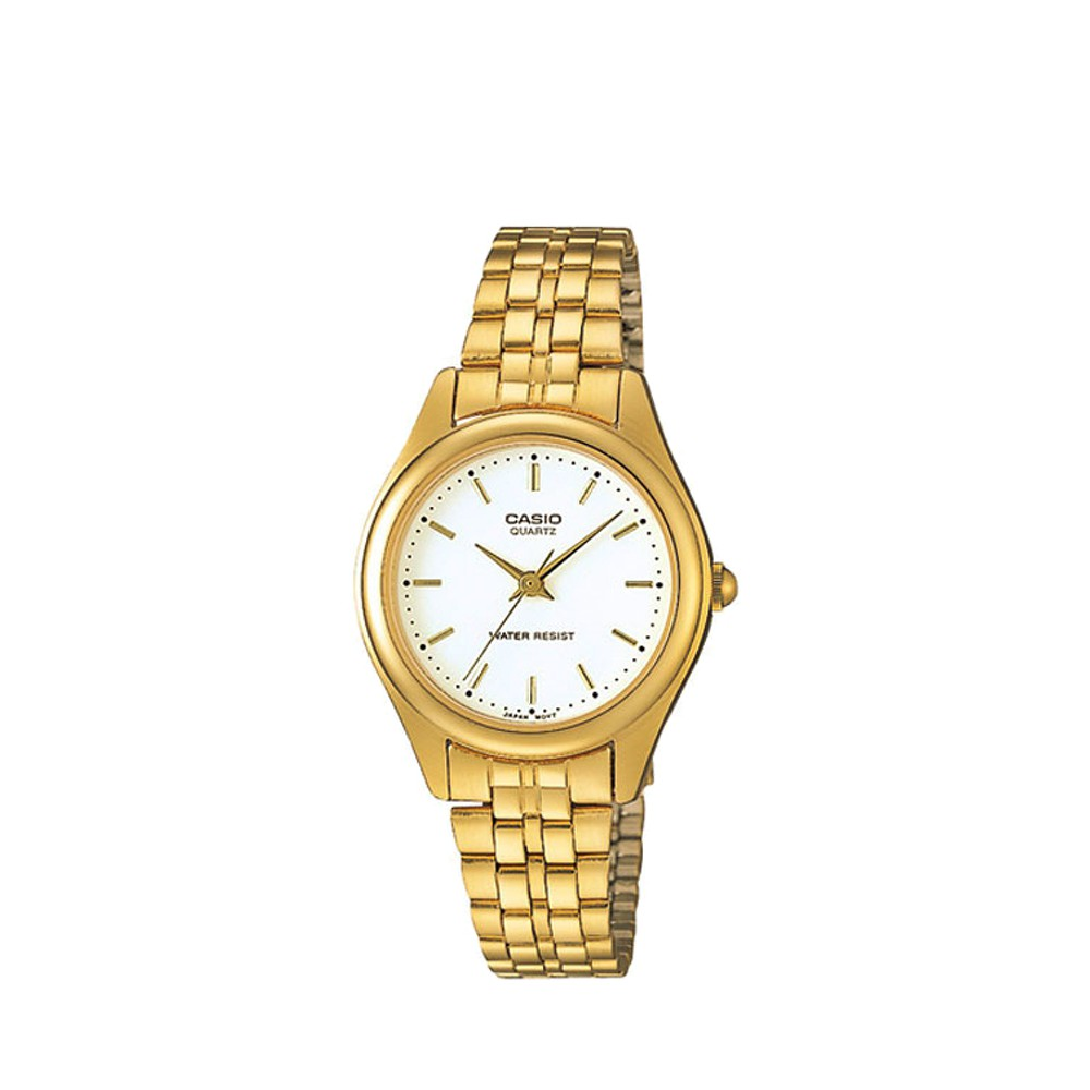CASIO นาฬิกาข้อมือผู้ชาย GENERAL รุ่น LTP-1129N-7ARDF นาฬิกากันน้ำ สายสแตนเลส