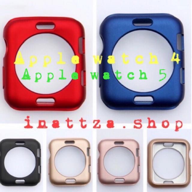 <พร้อมส่ง>⌚️40MM-ซีรีย์ 4/5-เคส TPU แอปเปิ้ลวอทซ์  (40mm-case apple watch series 4/5)