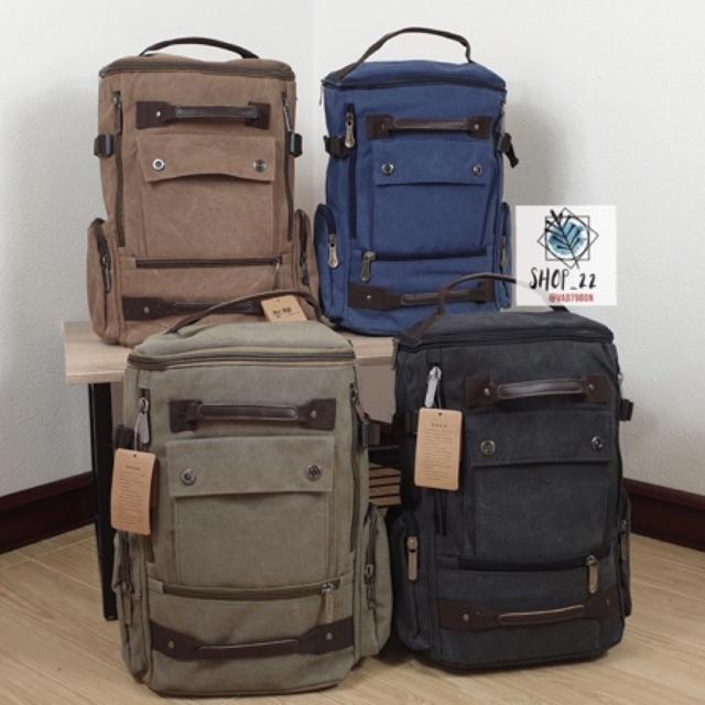 กระเป๋าเป้เดินทาง #พร้อมส่ง