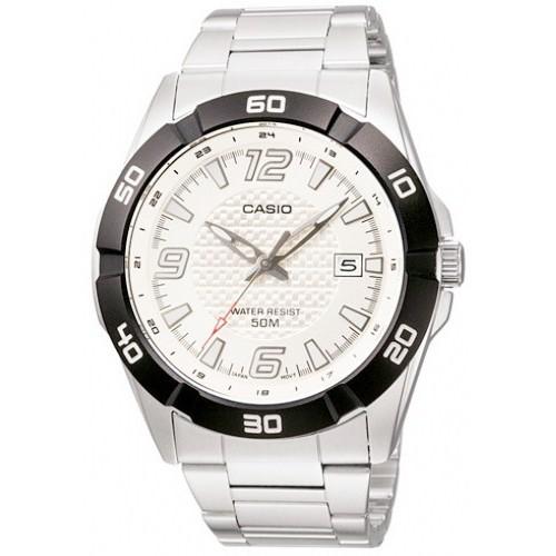 จัดส่งฟรีนาฬิกา CASIO ผู้ชาย สายสแตนเลส รุ่น MTP-1292D-7A ส่ง EMS ฟรี