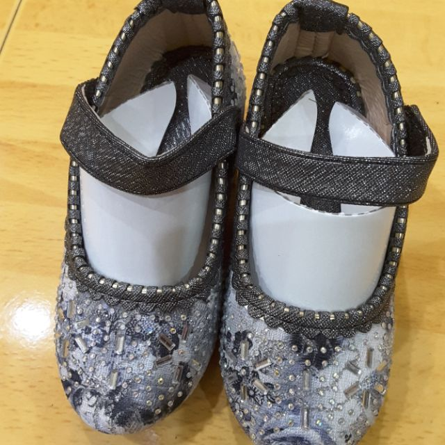 รองเท้าเด็ก คัชชูเด็กมือ 1 เบอร์ 25