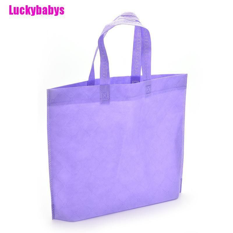 luckybabys eco กระเป๋าสะพายไหล่กระเป๋าถือ tote เหมาะกับการพกพาเดินทาง