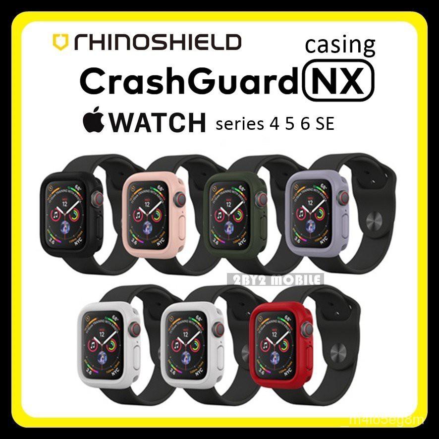 Y9Uj RHINOSHIELD CRASHGUARD NX Apple Watch case series 1 2 3 4 5 Series 6 Series SE 38mm 40mm 42mm 44mm cover casing
