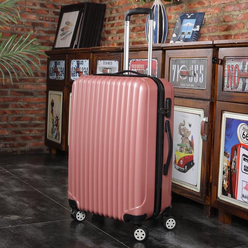 กระเป๋าเดินทางชายกระเป๋าเดินทางนักเรียนรหัสผ่านกล่องหญิงทนทานหนา28ปี่เซียงซี20-นิ้ว24-รถเข็นนิ้ว