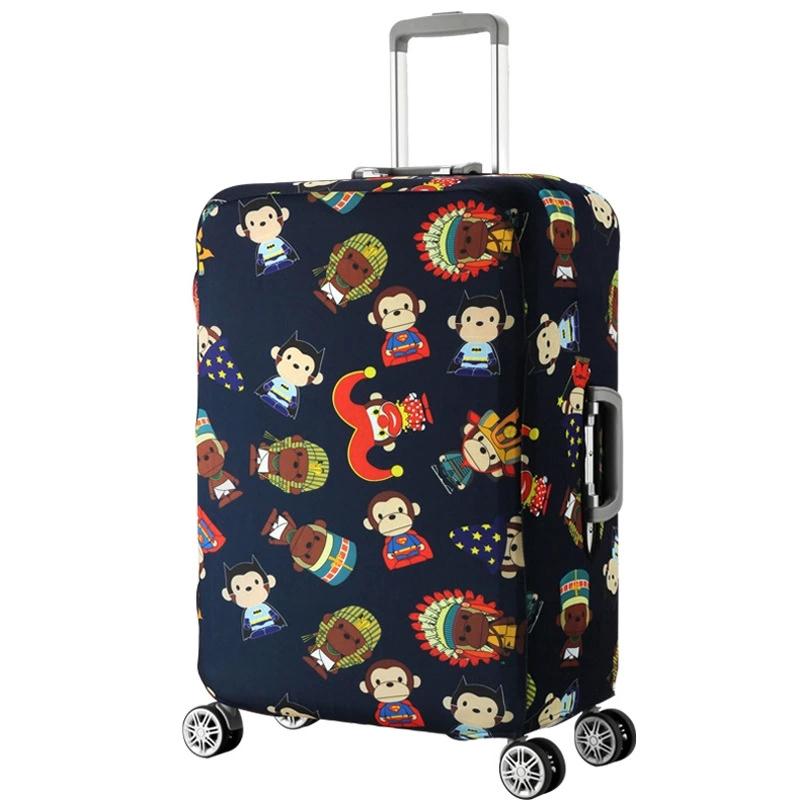 ผ้าคลุมกระเป๋าเดินทางยางยืดกันฝุ่น 20/24/28/30 นิ้ว หนา ทนทาน น่ารัก สุดซิก มีหลากลายตามแบบ ตามสไตล์ที่ชอบ