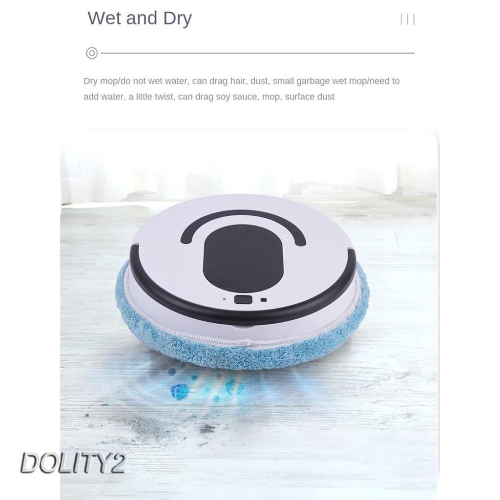 หุ่นยนต์ดูดฝุ่น ✻[dolity2] หุ่นยนต์ดูดฝุ่นสําหรับทําความสะอาด