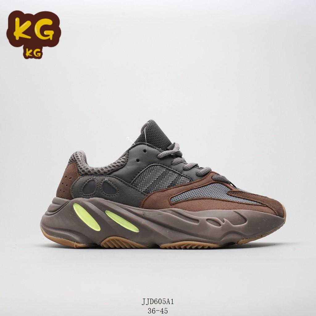 ของแท้💫 Adidas 💫 Yeezy700 รองเท้าผู้ชาย รองเท้าผู้หญิง รองเท้ากีฬา รองเท้าวิ่ง นันทนาการ ระบายอากาศ