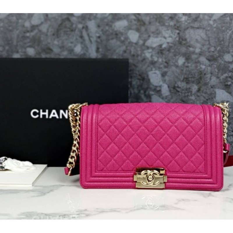 Chanel Boy 10'' VIP